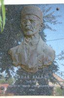 Badár Balázs-emléktábla, Mezőtúr
