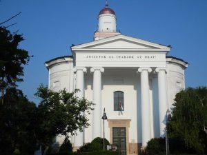Mezőtúr Református templom