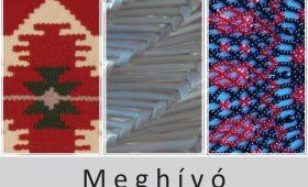 Új időszaki kiállításunk nyílik pénteken - Szalma, szőnyeg és gyöngy