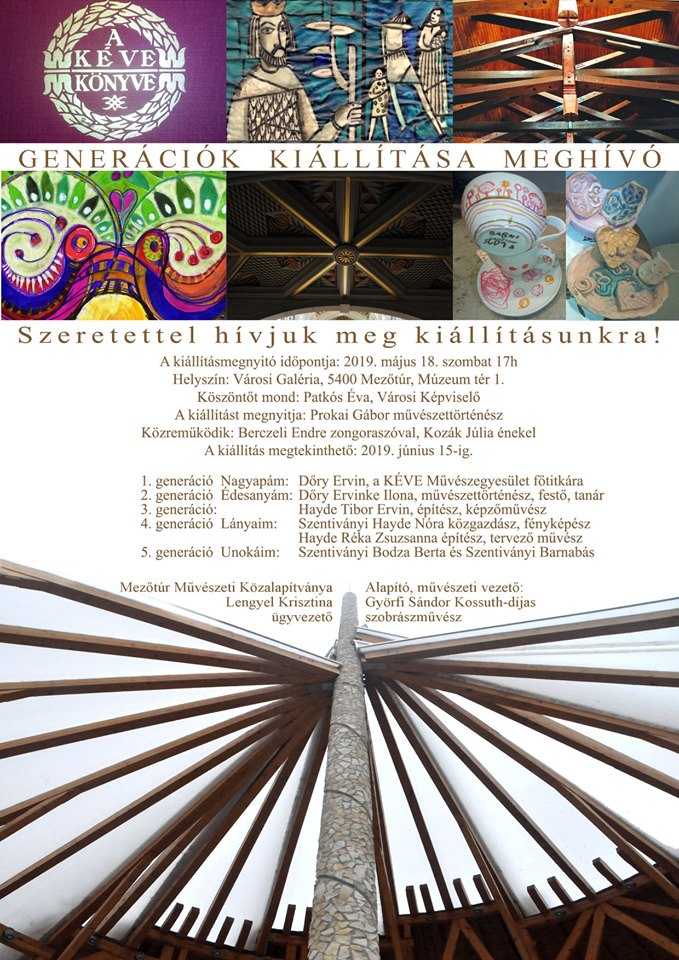 Generációk Kiállítása @ Mezőtúr, Városi Galéria   Mezőtúr   Magyarország