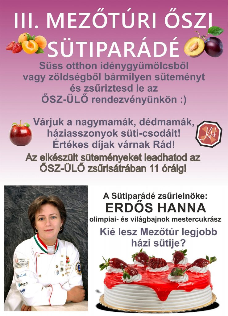 ŐSZ-ÜLŐ 2019. - SÜTIVERSENY @ Mezőtúr, Szabadság tér 17. | Mezőtúr | Magyarország