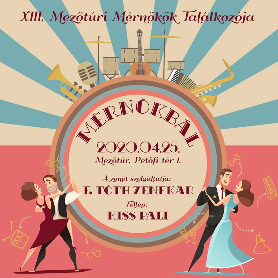 Mérnökbál 2020 @ Mezőtúr, Petőfi tér 1. | Mezőtúr | Magyarország