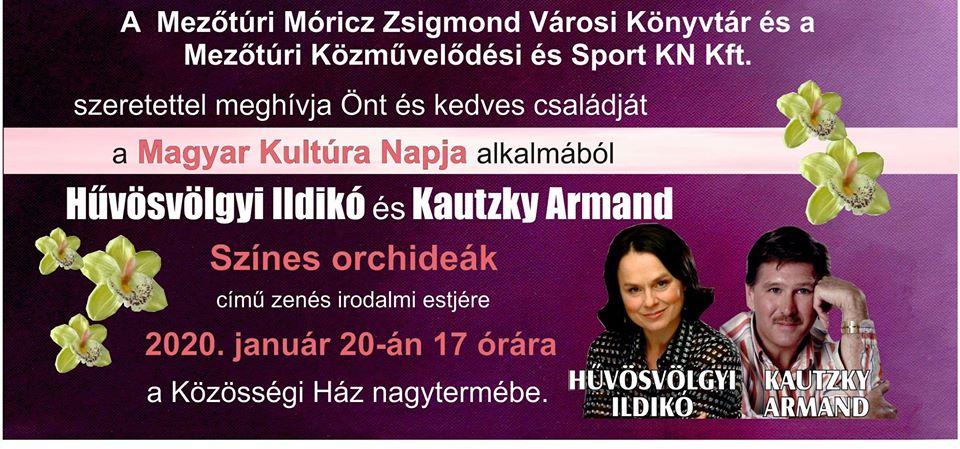 Színes orchideák @ Mezőtúr, Közösségi Ház   Mezőtúr   Magyarország